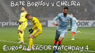 Download Video Chelsea v Bate Borisov MP3 3GP MP4