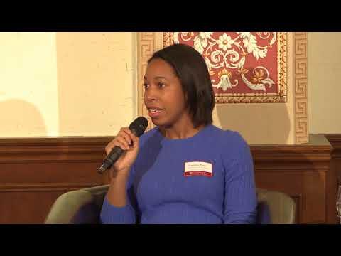 Legal/International Conversation - Saks Institute Spring 2018 Symposium