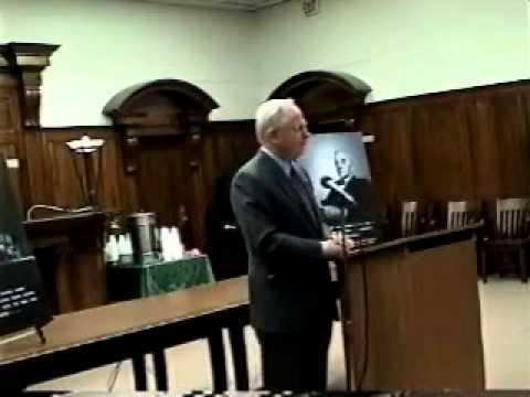 Norris Lecture Series: Glenn English, President, NRECA