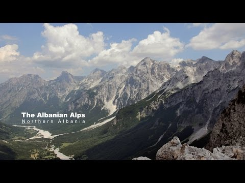Visit the Albanian Alps