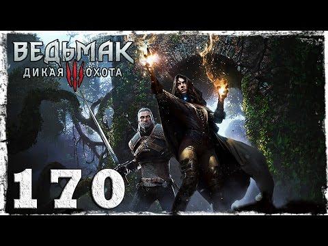 Смотреть прохождение игры [PS4] Witcher 3: Wild Hunt. #170: Визит к Эмгыру.