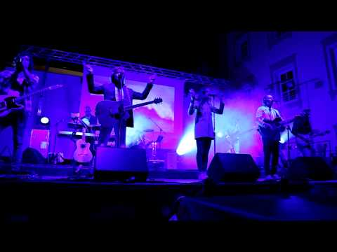 """WESTBOUND Bolzano   """"Generations for Africa tour""""  live Ortisei 22 08 2015"""