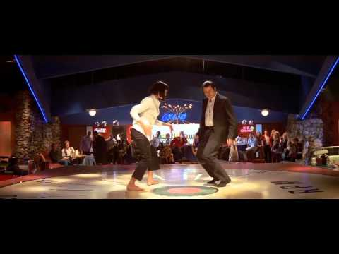 Quentin Tarantino - Pulp Fiction - Dancing Scene