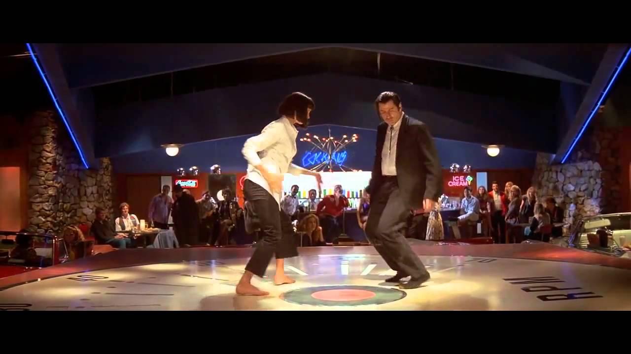 Pulp Fiction Wallpaper Hd Quentin Tarantino Pulp Fiction Dancing Scene Youtube