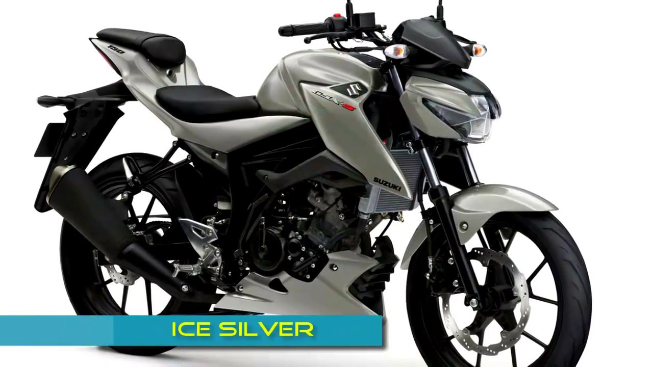 2017 Suzuki Gsx S150 Top Choose From 4 Colors Youtube
