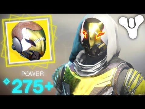 Destiny 2: Level 275+ Hunter Progress (No Nightfall)