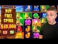 $40,000 Bonus Buy on BUFFALO KING MEGAWAYS 🐃 (40K Bonus Buy Series #01)