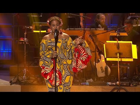 Seinabo Sey - As long as you love me (Polar Music Prize 2016)