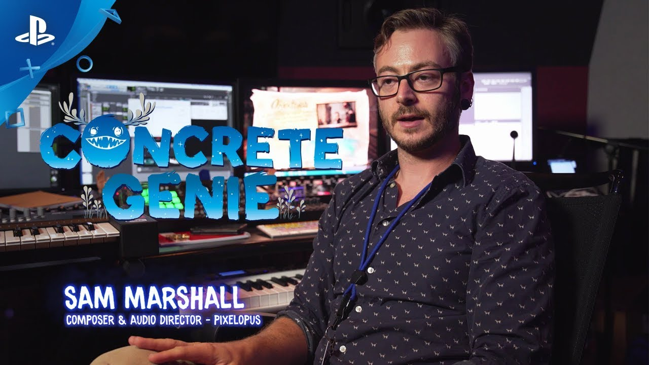 Concrete Genie - The Music of the Game | PS4