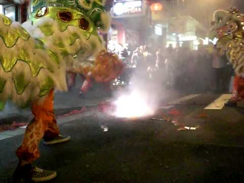 Choi Chang. Year of the Tiger 2010. Honolulu, Hawaii