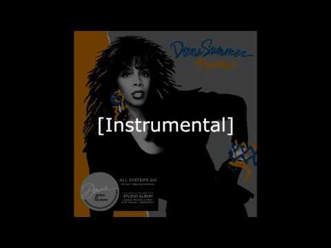 "Donna Summer - Dinner with Gershwin (Instrumental) LYRICS SHM ""All Systems Go"" 1987"