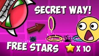 SECRET WAY DEMON | Geometry Dash | FREE 10 STARS [PATCHED]