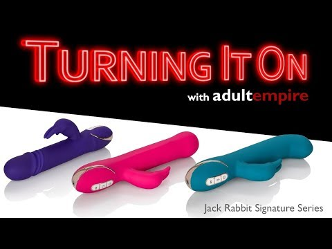 Cal Exotics Jack Rabbit Signature Series- Turning It On with Adult Empire