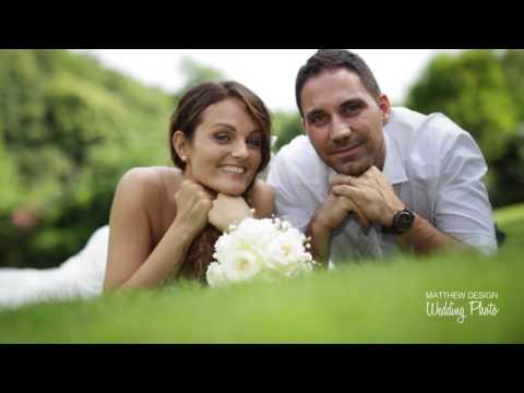 Cristiana E Christian Wedding Photo