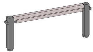 Процесс создания семейства ригелей  РДП 4.56 по серии 1 020(, 2013-06-27T08:36:16.000Z)