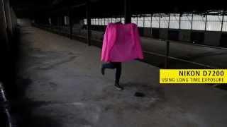 Lernen, Zu Schaffen, Ein Ghost-Effekt Mit Isabelle & Alexis | ich BIN Anders-Tipps 'n Tricks