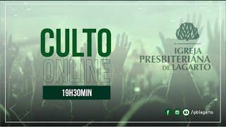 Culto | 05/07/2020 - 19h30min