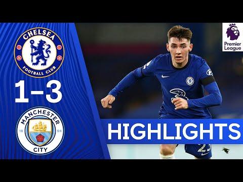 Chelsea 1-3 Manchester City | Premier League Highlights