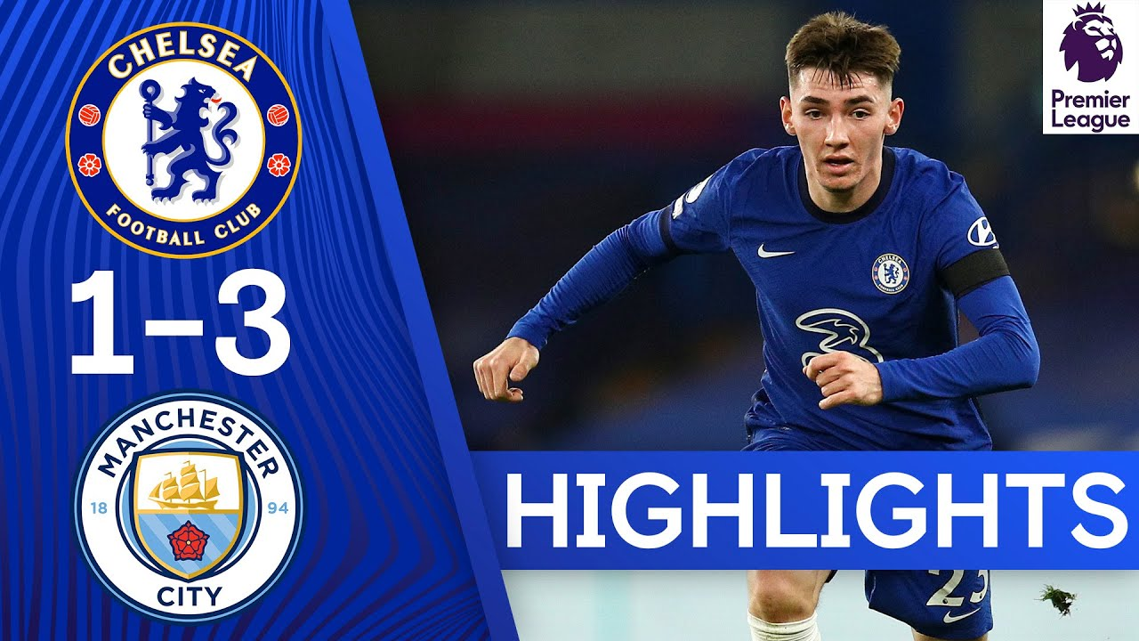 Download Chelsea 1-3 Manchester City | Premier League Highlights