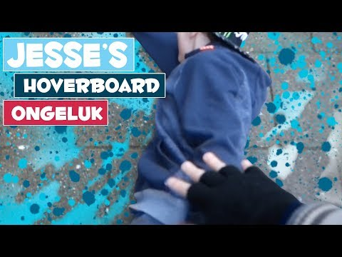 * JESSE VALT HARD VAN HOVERBOARD... * - DE BAKKERTJES #51
