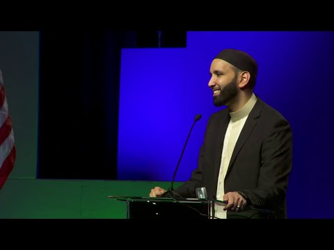 Ihsan With Allah, Ihsan Between Us - Omar Suleiman   51st ISNA Convention