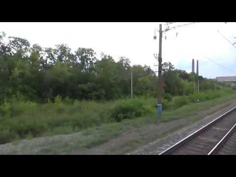 РЖД поезд 464 Кузнецк прибытие 47 часть