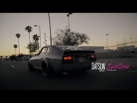 SynthDrive | Keith Ross's 1977 Datsun 280Z