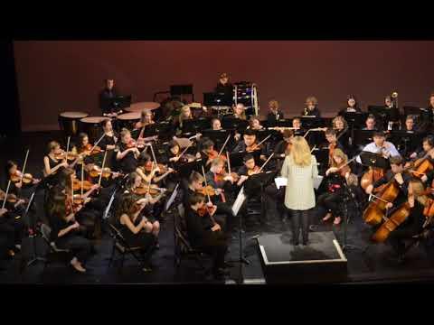 Overture to L'Italiana in Algeri | Winnipeg Youth Orchestras 2017