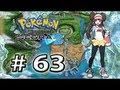 Pokémon Negro 2 por Muerte17 (Parte 63 - Ruta 17 y 18 ¡El Hombre de Negro me Tima! nah..)
