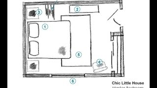 USA КИНО 1106. Как выглядит стандартная американская спальня