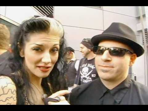 Metal Sanaz interview with Alan Robert of LIFE OF AGONY