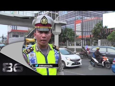 86 Penertiban Lalu Lintas 11 November – IPTU A. Aziz. S