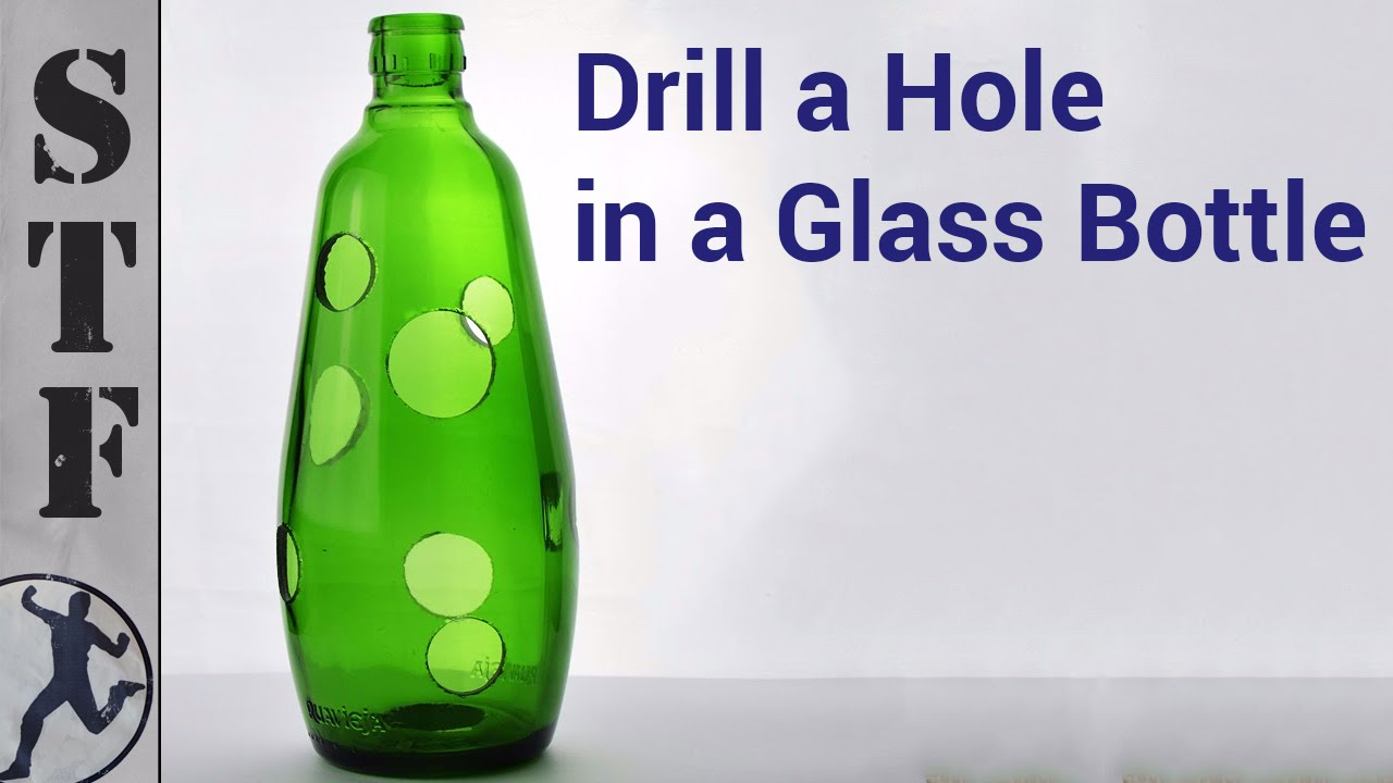 photo How to Drill Small Holes in Glass for Jewelry or Wind Chimes