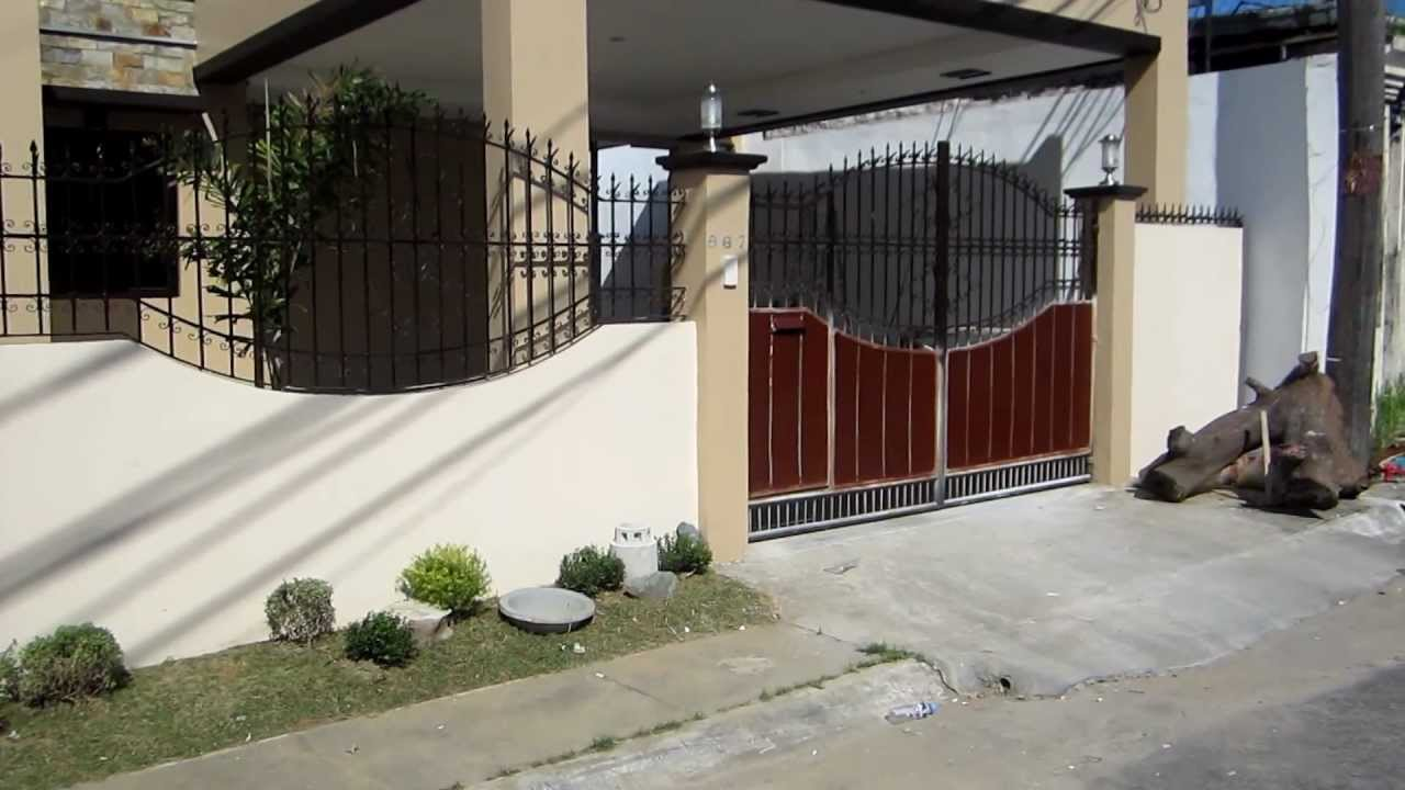 Attractive [FULL HD] For Sale House In Better Living Paranaque City   YouTube