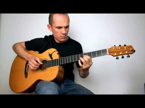 Rainer Mafra - You Can Love Yourself (Keb' Mo') Guitar Lesson