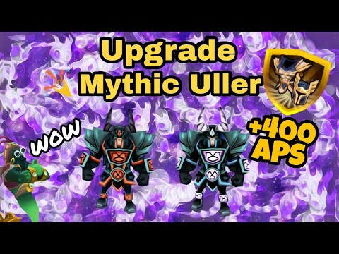Arcane Legends - Upgrade Set Mythic Uller