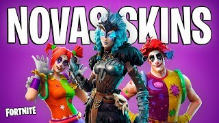 FORTNITE-NEW HALLOWEEN SKINS?