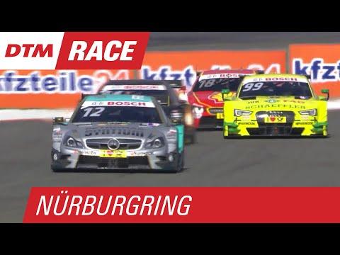 DTM Nürburgring 2015 - Rennen 2 - Re-Live (Volle Länge, Deutsch)