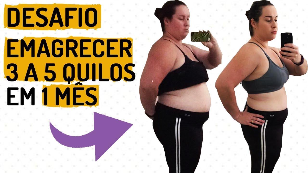 Como bajar de peso en 1 mes 5 kilos in a week