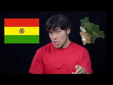 Geography Now! Bolivia