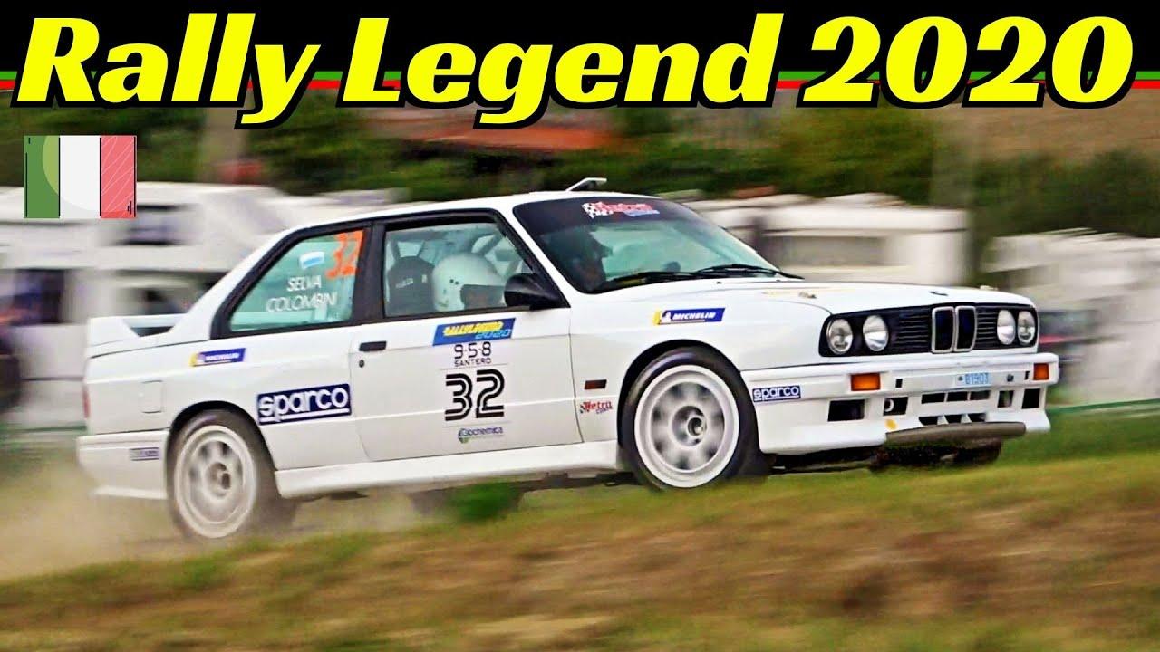 Rally Legend 2020 San Marino - Day 2 - Friday/Venerdì - Shakedown - Formaux, Block, Diana, Delecour