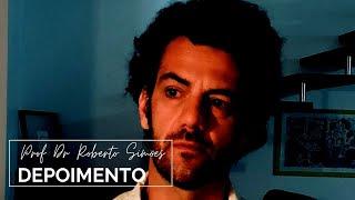 Depoimento do Dr Roberto Simões, docente do Curso de Formação do Método Restaurativo