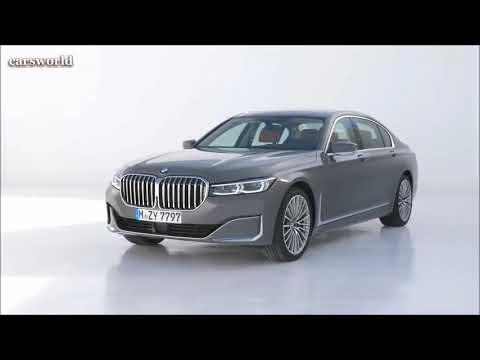 2020 BMW 7 Series - interior Exterior and Drive