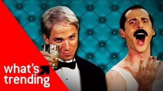 Frank Sinatra/Freddie Mercury Epic Rap Battles Plus Top 5 Videos of 10/2/12