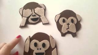 Como hacer el mono de emoticono de washaptt