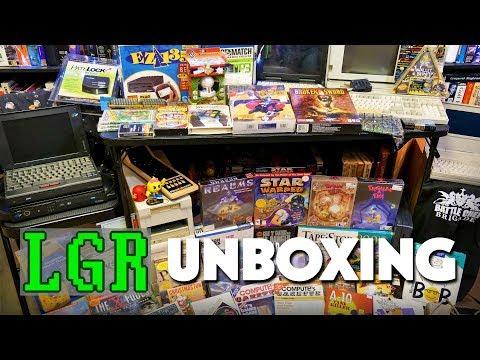 LGR - Opening Stuff You Sent Me! December 2017