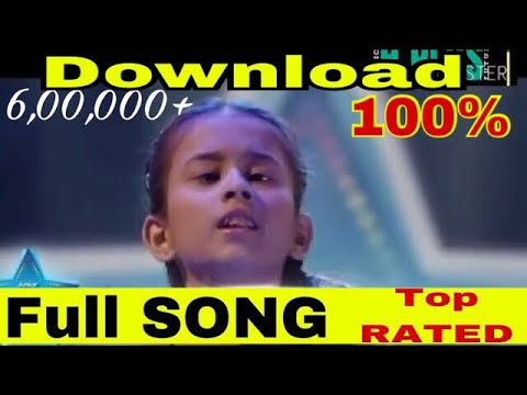 Tere Bin Nahi Lagda Dil Mera Dholna By Prerna full song Indian idol Most beautiful voice of 2017
