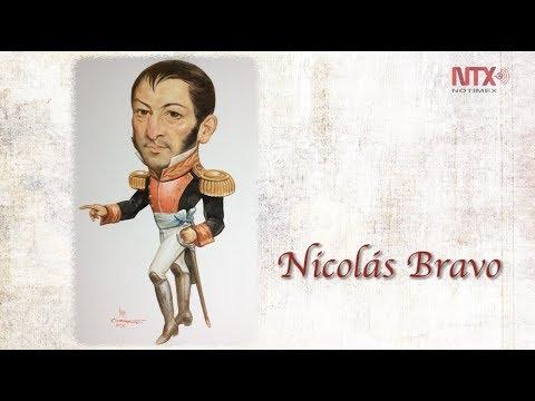 Nicolás Bravo Patriota Tres Veces Presidente De México
