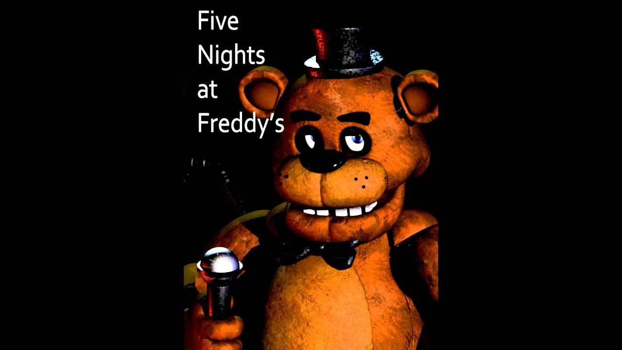 five nights at freddys 1