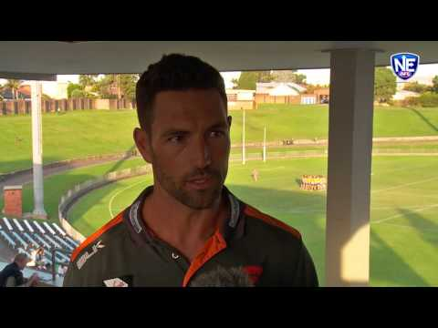 NEAFL TV interview: Brad Miller